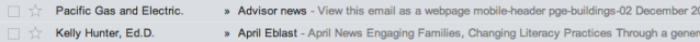 Are either of these subject lines remotely interesting to open?